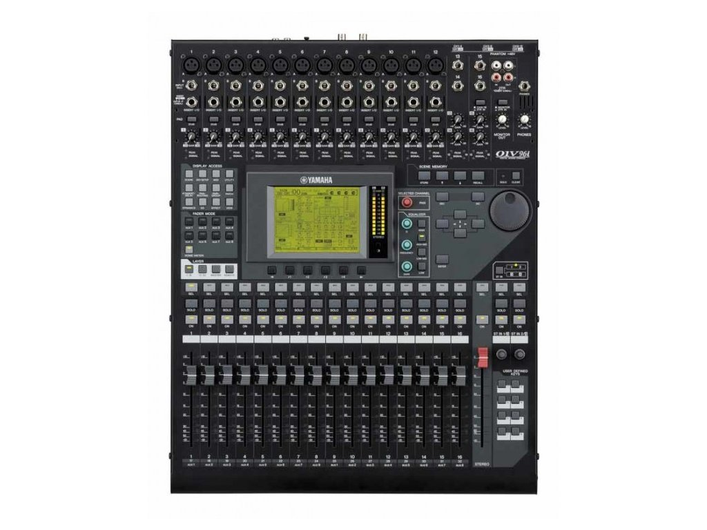 Yamaha 01v96i digitální mixpult B-STOCK