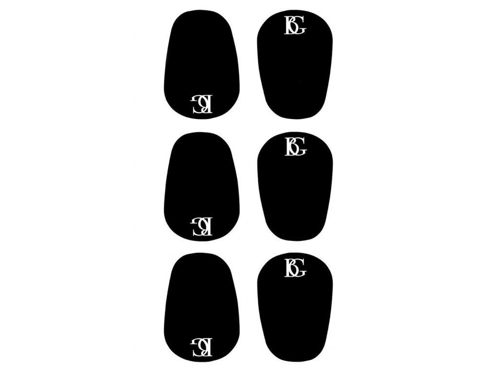 bg france a10 l mouthpiece cushions black