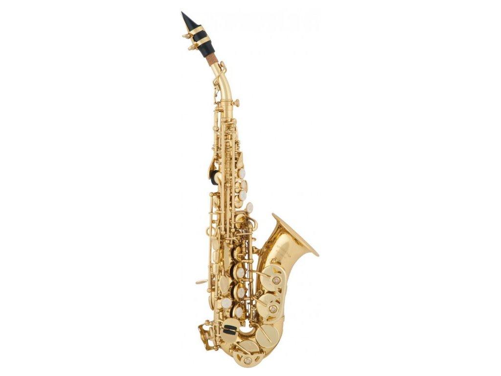 Arnolds & Sons ASS 101 C soprán saxofon  + ZDARMA 3 servisní prohlídky nástroje (v hodnotě 4500 Kč)