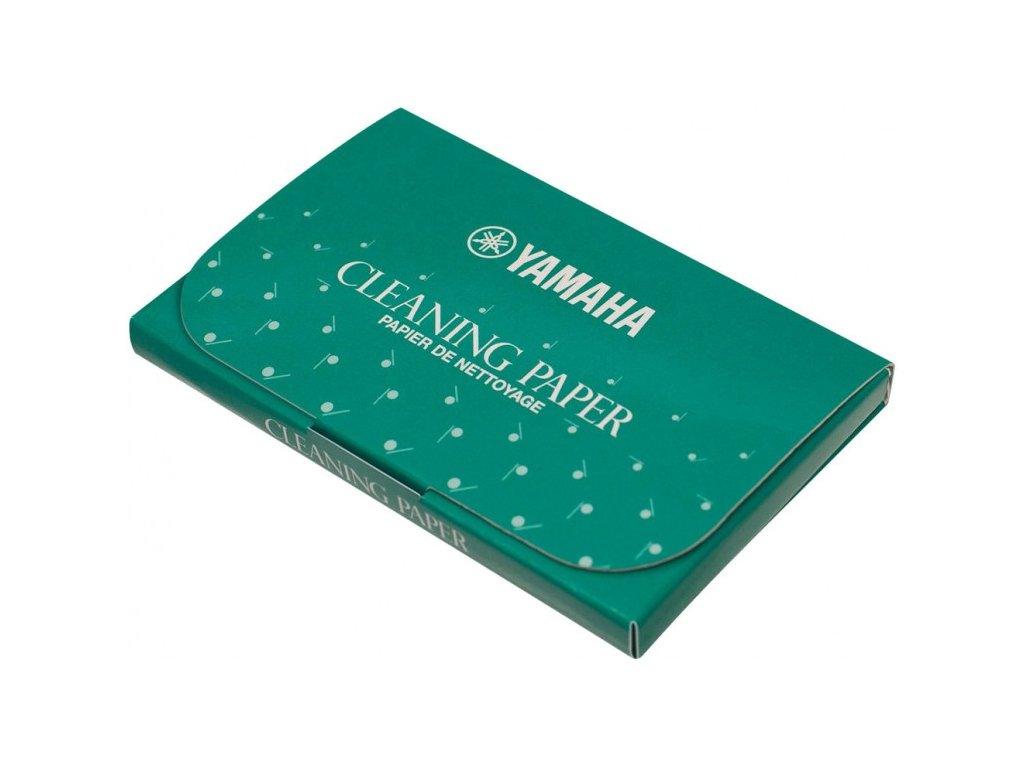 Yamaha čistící papír na podlepky