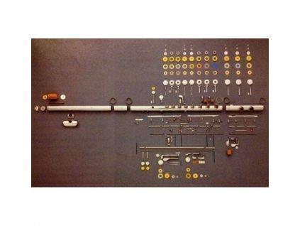 Vyčistení a seřízení mechaniky príčné flétny