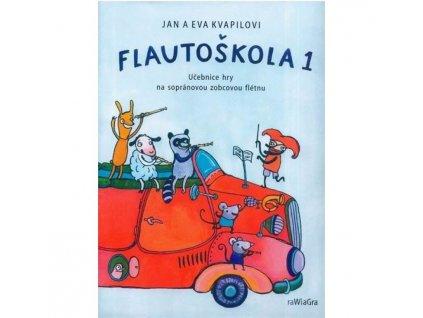 Kvapil / Kvapilová - Flautoškola 1
