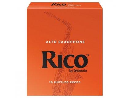 Rico 1.5 plátek na alt saxofon