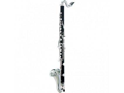 Bas klarinet Yamaha YCL 221 II S  + ZDARMA 3 servisní prohlídky nástroje (v hodnotě 4500 Kč)