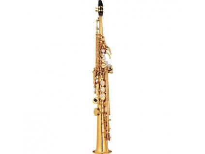 Yamaha YSS 875 EX soprán saxofon  + ZDARMA 3 servisní prohlídky nástroje (v hodnotě 4500 Kč)