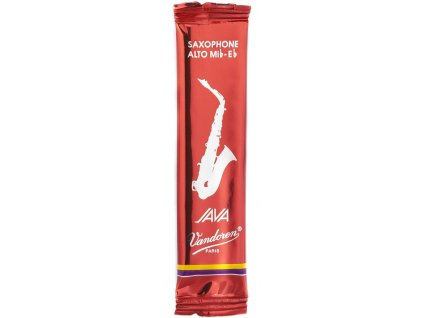 vandoren java filed red cut alto saxophone reed