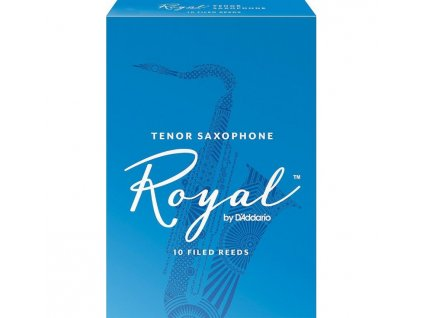 Rico Royal 3 plátek na tenor saxofon