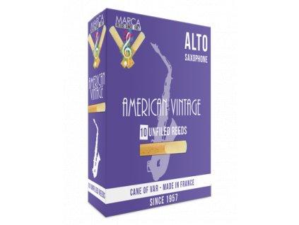 MARCA american vintage alto sax