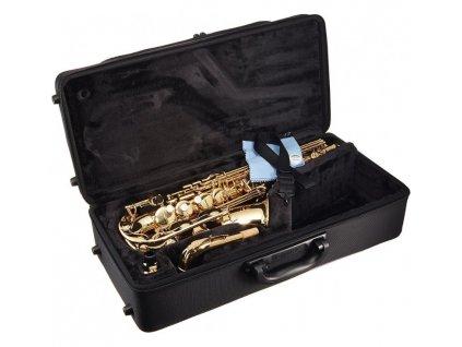 Alt saxofon Yamaha YAS 280 SET  + ZDARMA 3 servisní prohlídky nástroje (v hodnotě 4500 Kč)