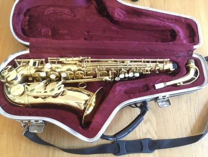 Keilwerth EX 90 alt saxofon  POUŽÍVANÝ
