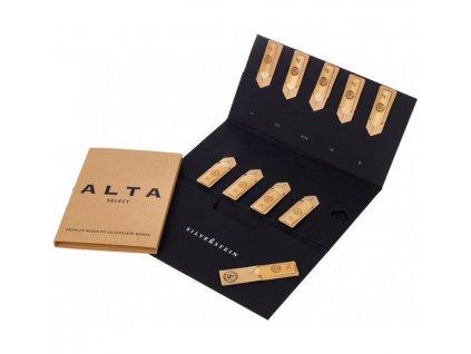 Silverstein Alta Select plátky na Bb klarinet