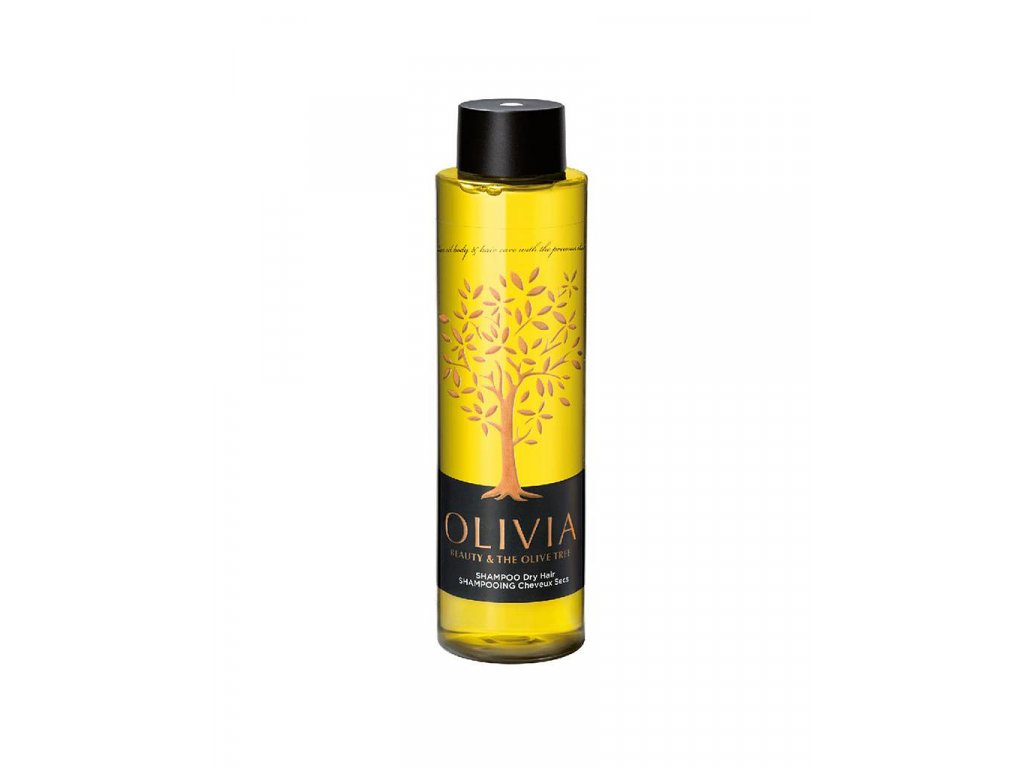 olivia shampoo dry hair 300 ml