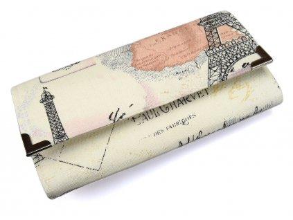 peněženka - creme de paris