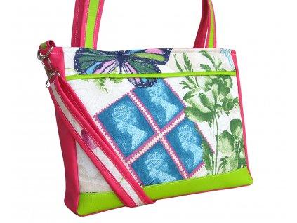 Ručně šitá kabelka - Tximeleta