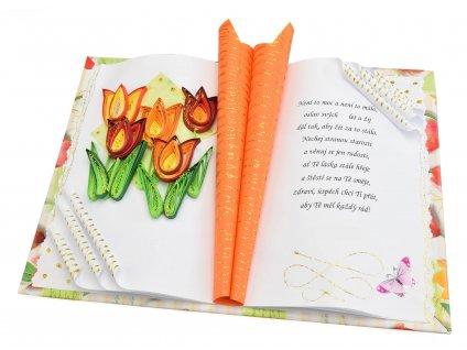 Tulipány k narozeninám