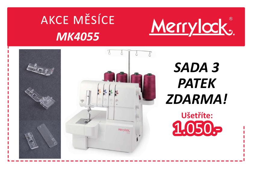 COVERLOCK MERRYLOCK MK 4055