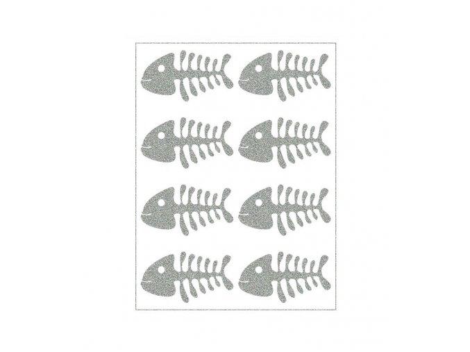 fish bones reflex