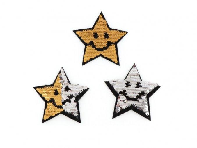 hvezda zlata mala