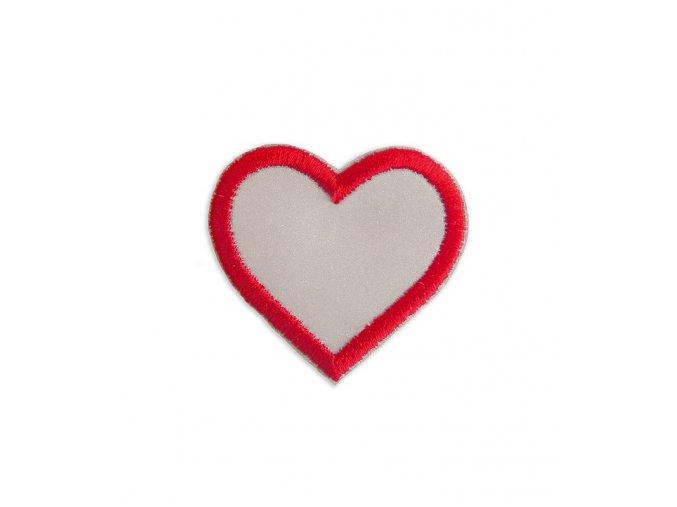 srdce vysivane reflex