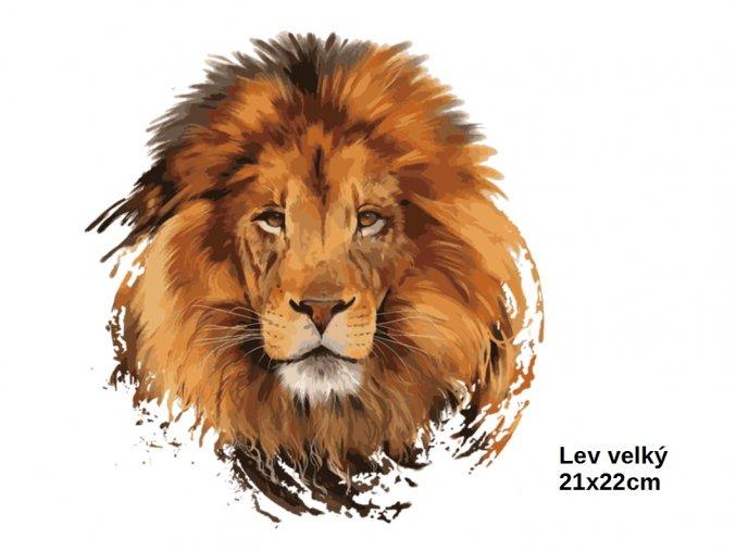 lev 2 velký