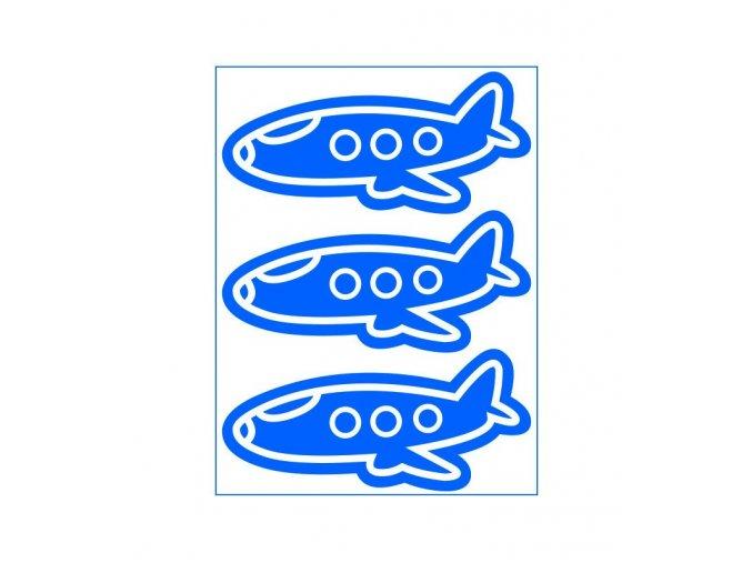 letadla modra