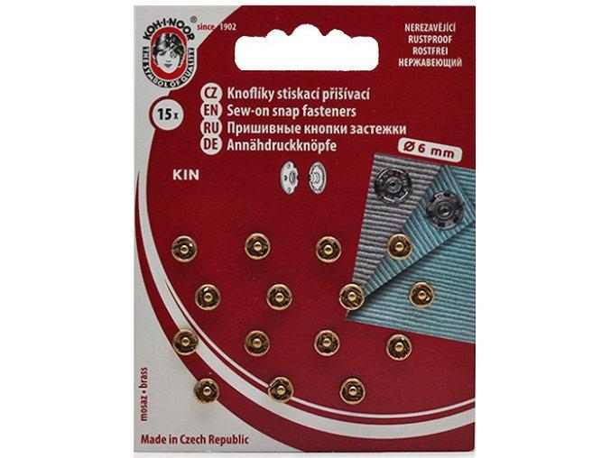 patentky kin 6mm