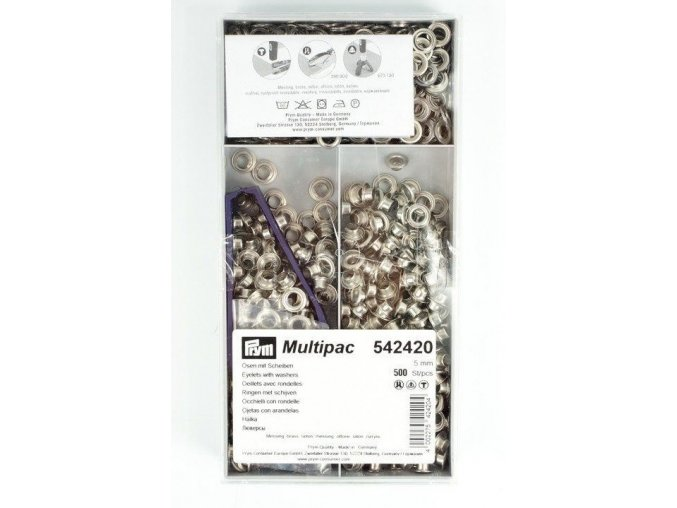 multipack pruchodky 5 mm
