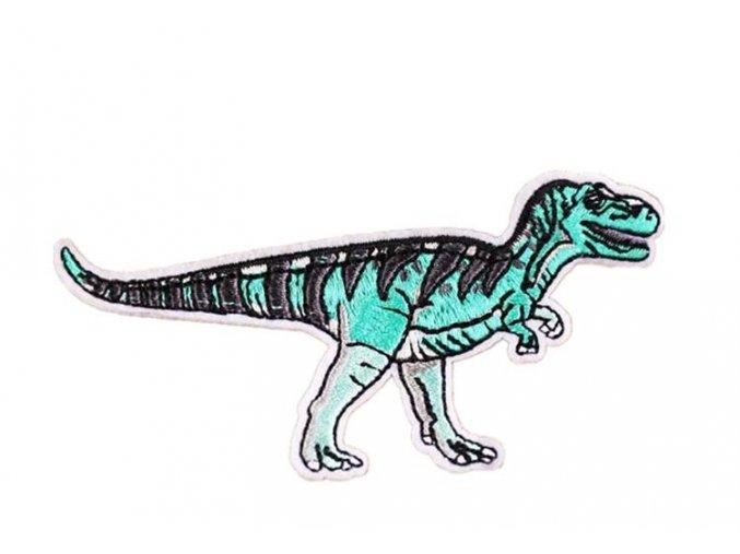 dinosaurus tyrkysovošedý