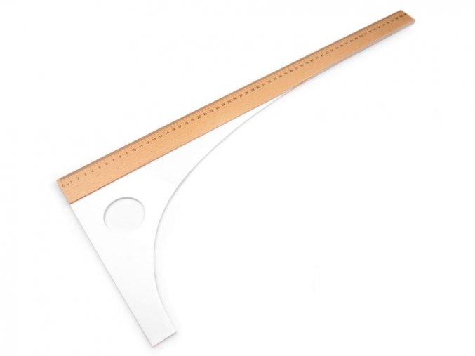 příložník krej. 60 cm