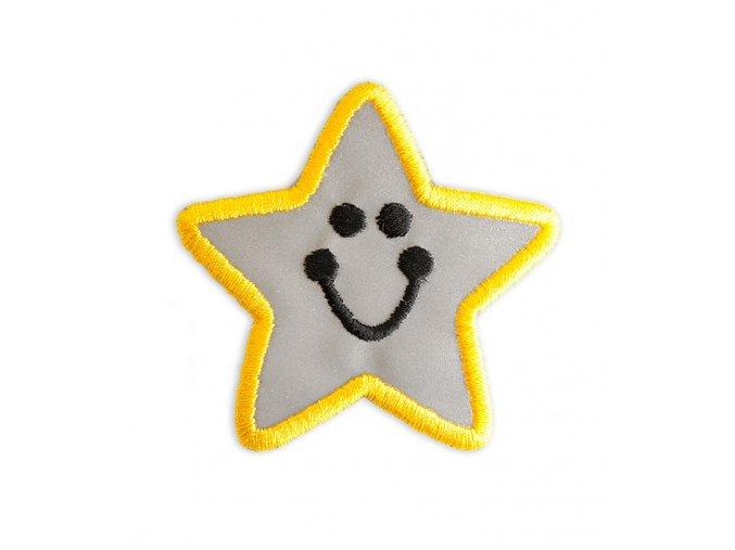 hvezda usmevacek