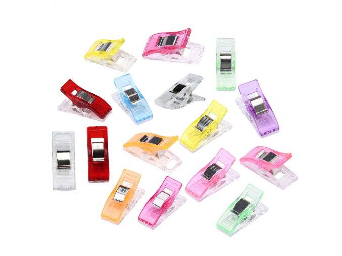 kolíčky barevné