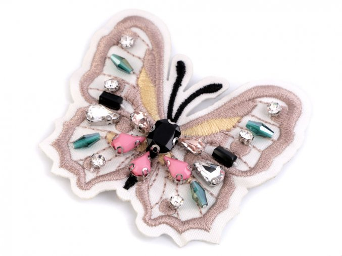 nazehlovacka motýl s kamínky