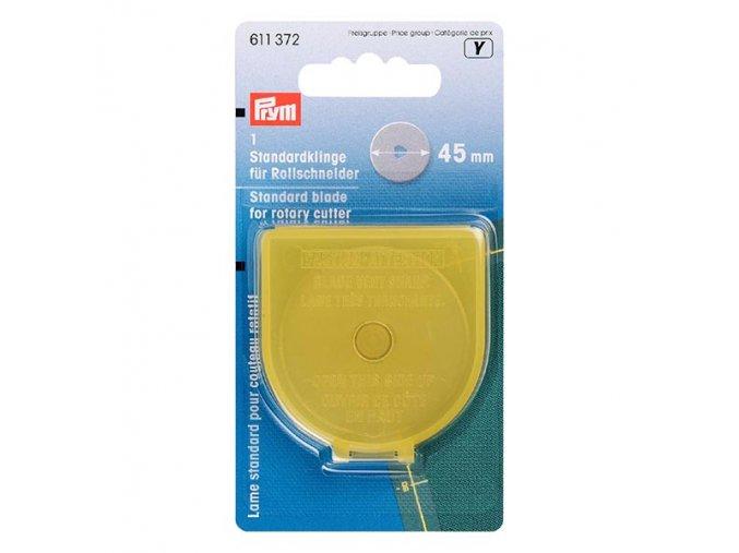 nahradni rezaci kolecko prym 45 mm