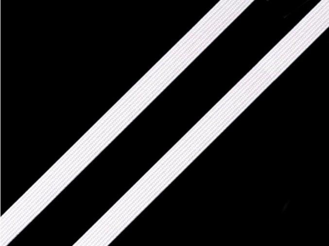 pruženka bílá 4mm