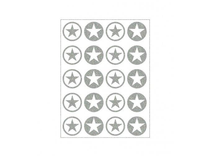 znak hvězdy reflex