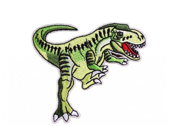 tyranosaurus zeleny 2