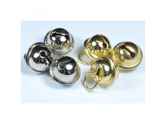 Rolničky zlaté 14 mm