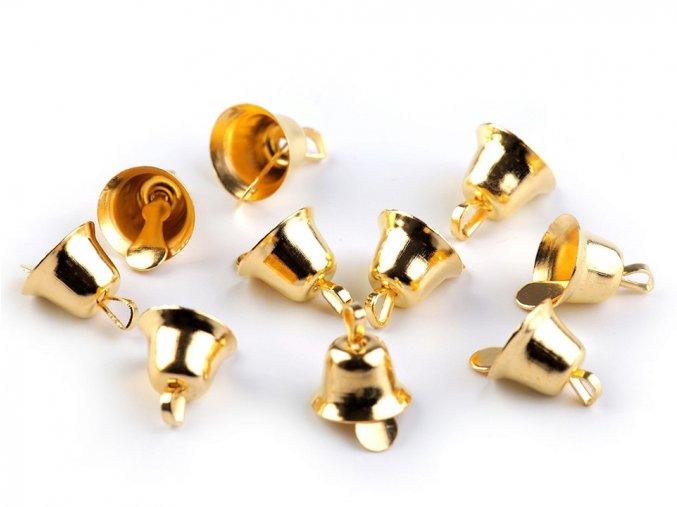 zvoneček zlatý malý