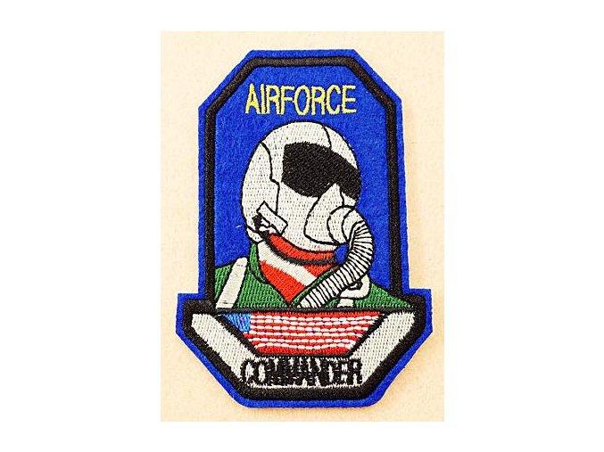 nažehlovačka znak Airforce
