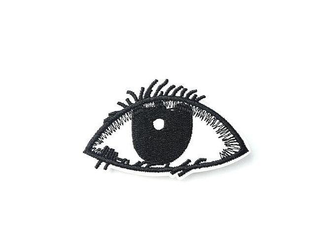 nažehlovačka oko