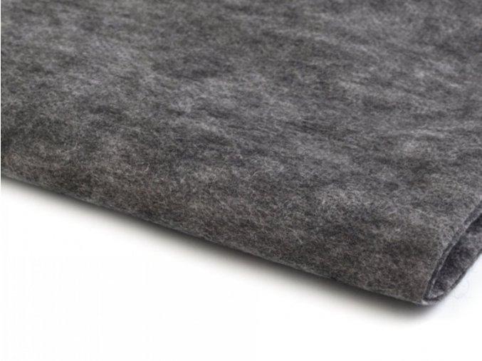 vlizelin novopast 350057 netkana textilie sedy jednostranne nazehlovaci metraz sirka 90 01705 a