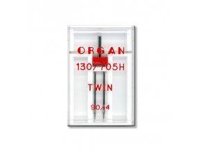 dvojjehla organ 90 4 organ