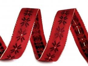 červená vánoční