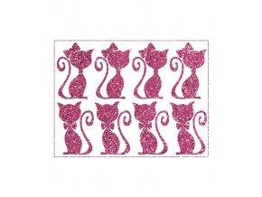 kočky růžové