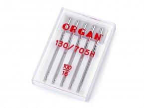 jehly organ standard 100
