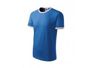 Tričko infiniti modré