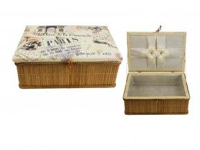 kazeta bambus textil paris
