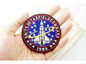 znak USA kosmonauti
