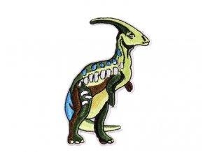 dinosarus zelenomodry