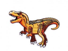 tyranosaurus oranzovohnedy ok